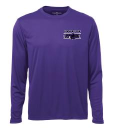 LA PERFORMANCE LONG SLEEVE TEE ADULT