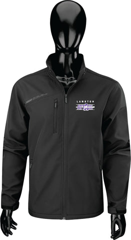 LA BAUER SOFTSHELL JACKET YOUTH