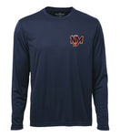 NM PERFORMANCE LONG SLEEVE TEE ADULT