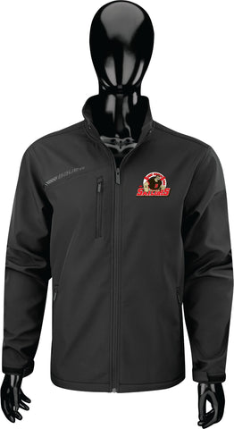 PS BAUER SOFTSHELL JACKET YOUTH