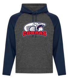 COB DYNAMIC HEATHER HOODY YOUTH
