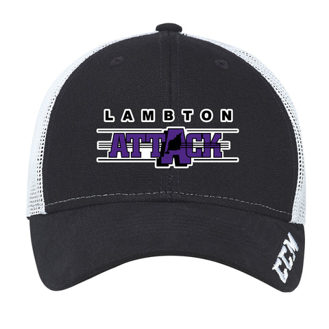 LA CCM MESH ADJUSTABLE HAT