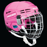 Bauer Prodigy Youth Hockey Helmet Combo