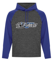 SW DYNAMIC HEATHER HOODY YOUTH