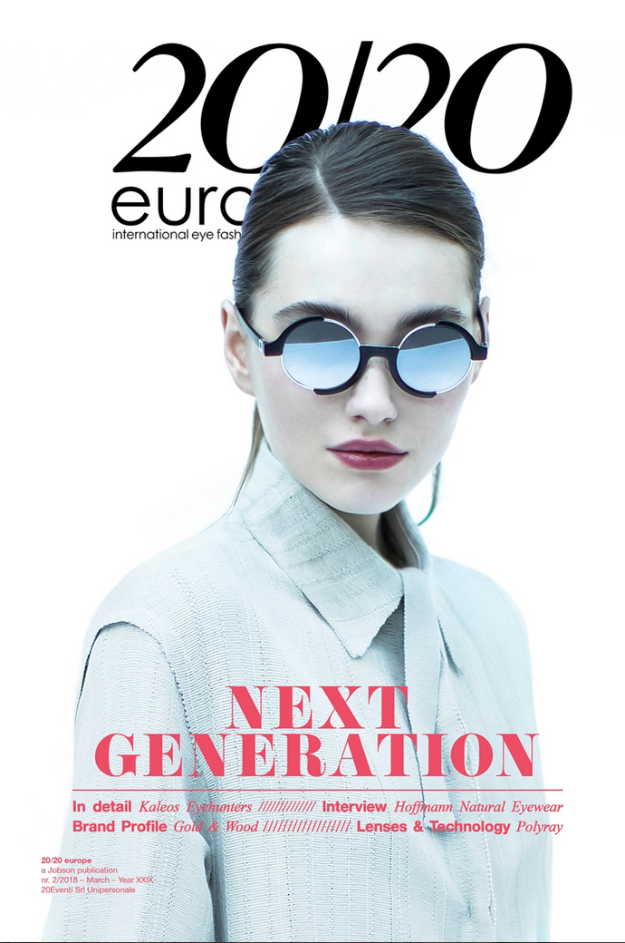 Wow we just featured in the coolest International Eye Fashion Magazine. Read This!