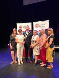 Civic Award from Mid Ulster District Council