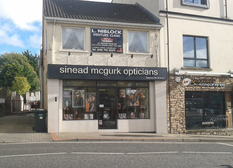 85e165504b9 Goodbye to our old shop front. by Sinead McGurk ...