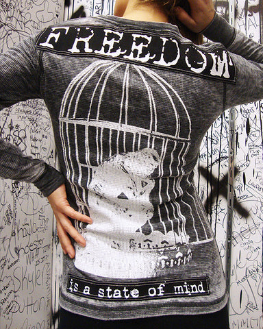 """Freedom is a State of Mind"" Thermal"