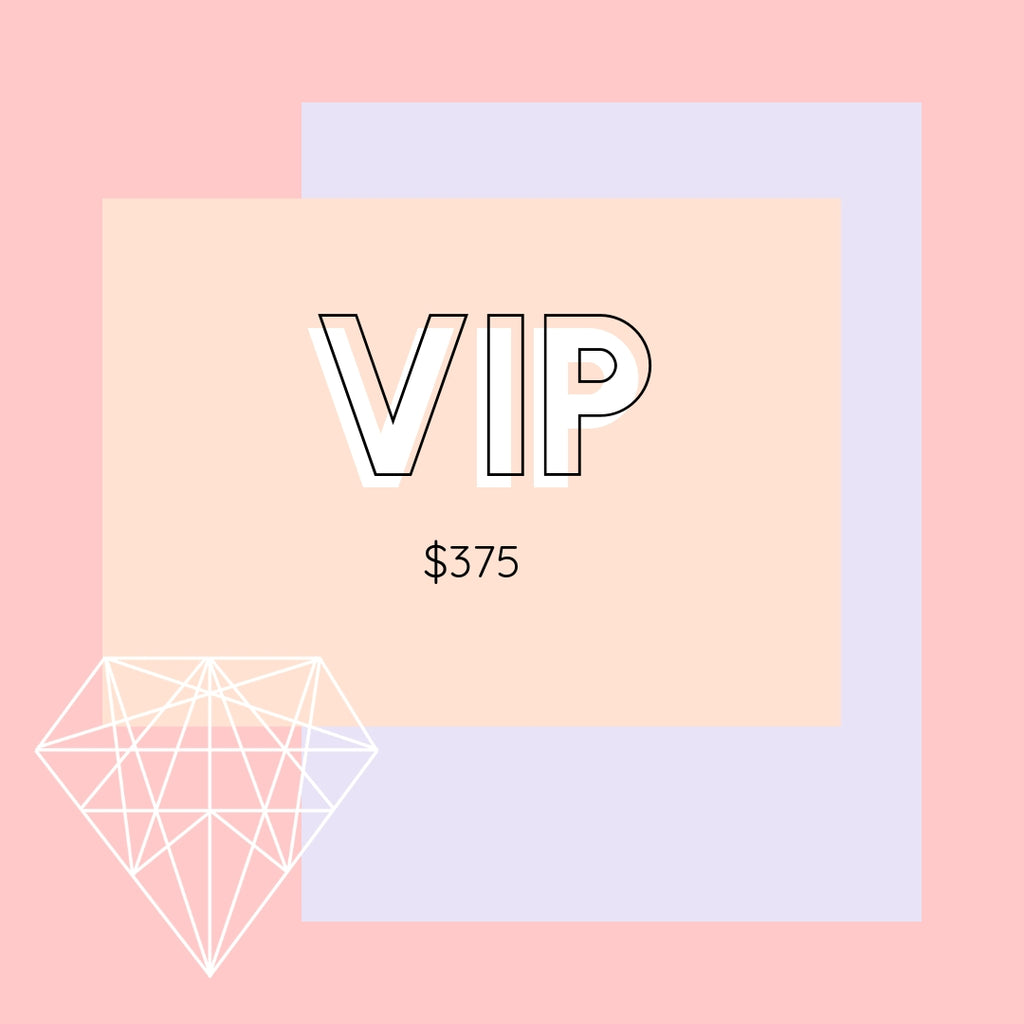 VIP gem conference ticket