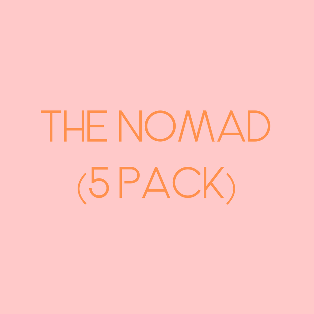 THE NOMAD (5 packs)