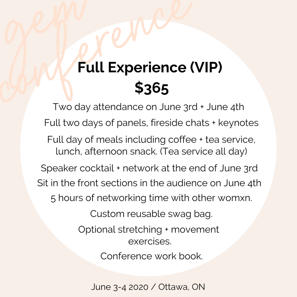 Full Experience Ticket (June 3+4)