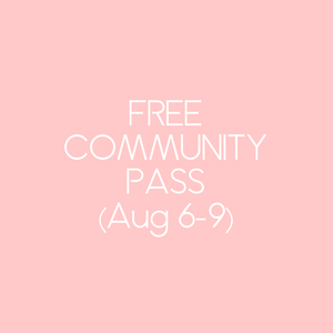 THE FREE COMMUNITY PASS