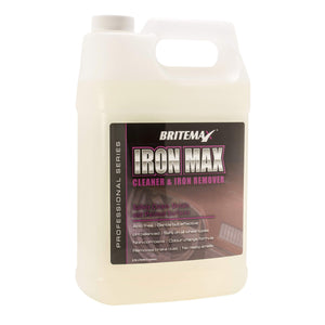Britemax Iron Max Wheel Cleaner & Iron Fallout Remover 1 Gallon