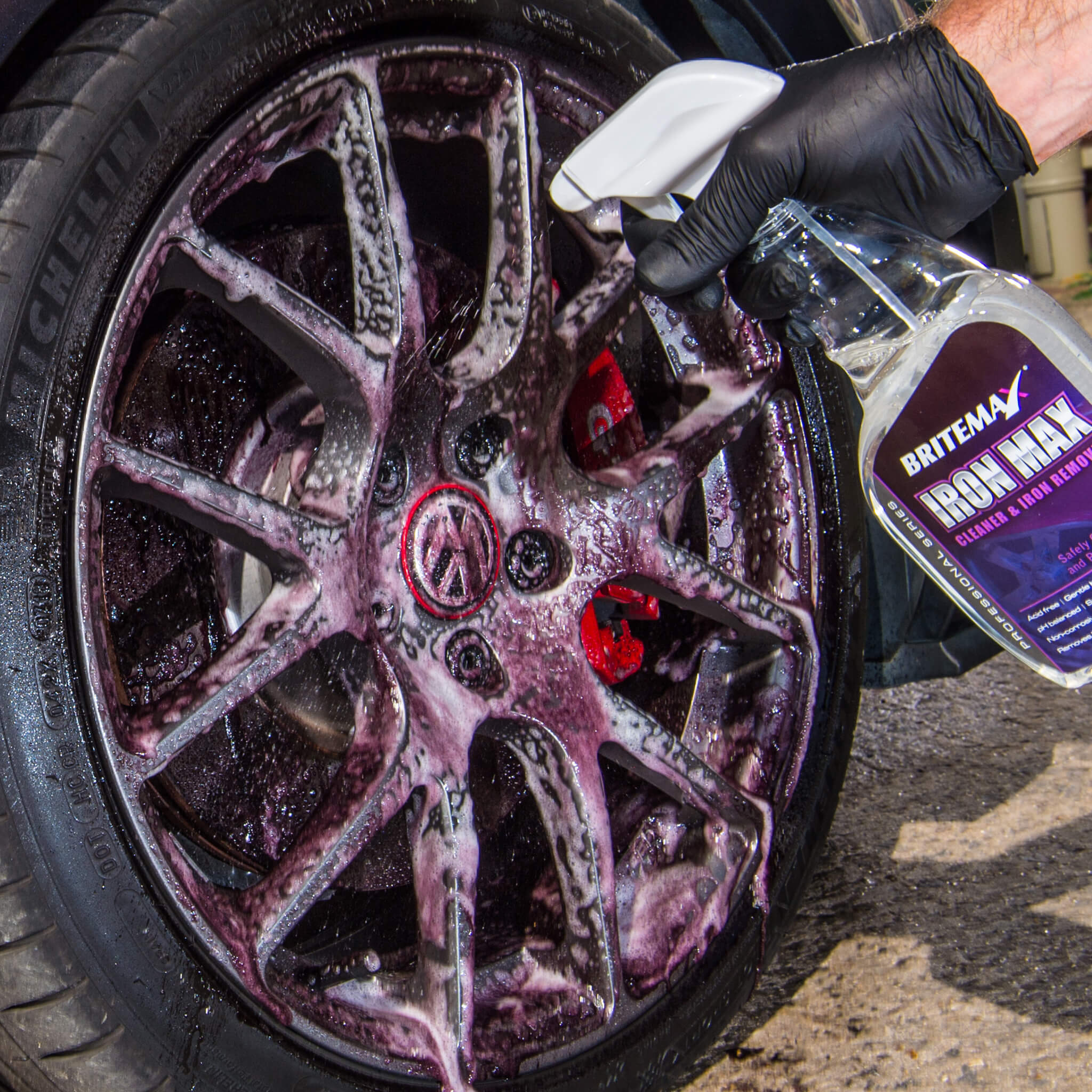 Britemax Iron Max Wheel Cleaner & Iron Fallout Remover