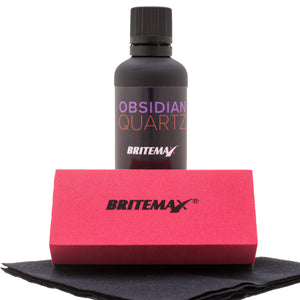 Britemax OBSIDIAN QUARTZ Ceramic Trim Restorer with Applicator
