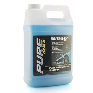 Britemax Pure Max pH Neutral Car Wash Shampoo TRADE