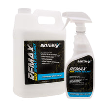 Load image into Gallery viewer, Britemax Remax Si02 Hydrophobic Car Detailing Spray Sealant