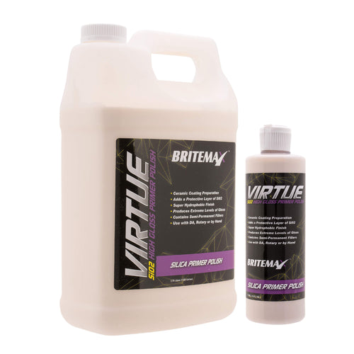 Britemax Virtue Si02 High Gloss Primer Car Polish