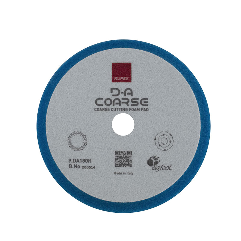 RUPES D-A Series Bigfoot Foam Pads 7 Inch