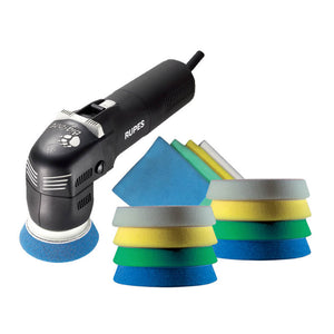 Rupes LHR75E Bigfoot Mini DA Polisher STF Kit