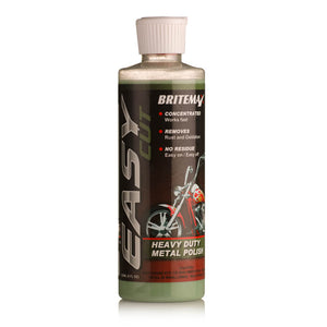 Britemax Easy Cut Car Metal Polish & Metal Cleaner