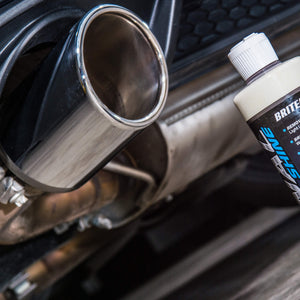 Britemax Final Shine Car Metal Polish & Metal Sealant