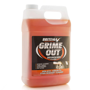 Britemax Grime Out Wheel Cleaner & Engine Degreaser