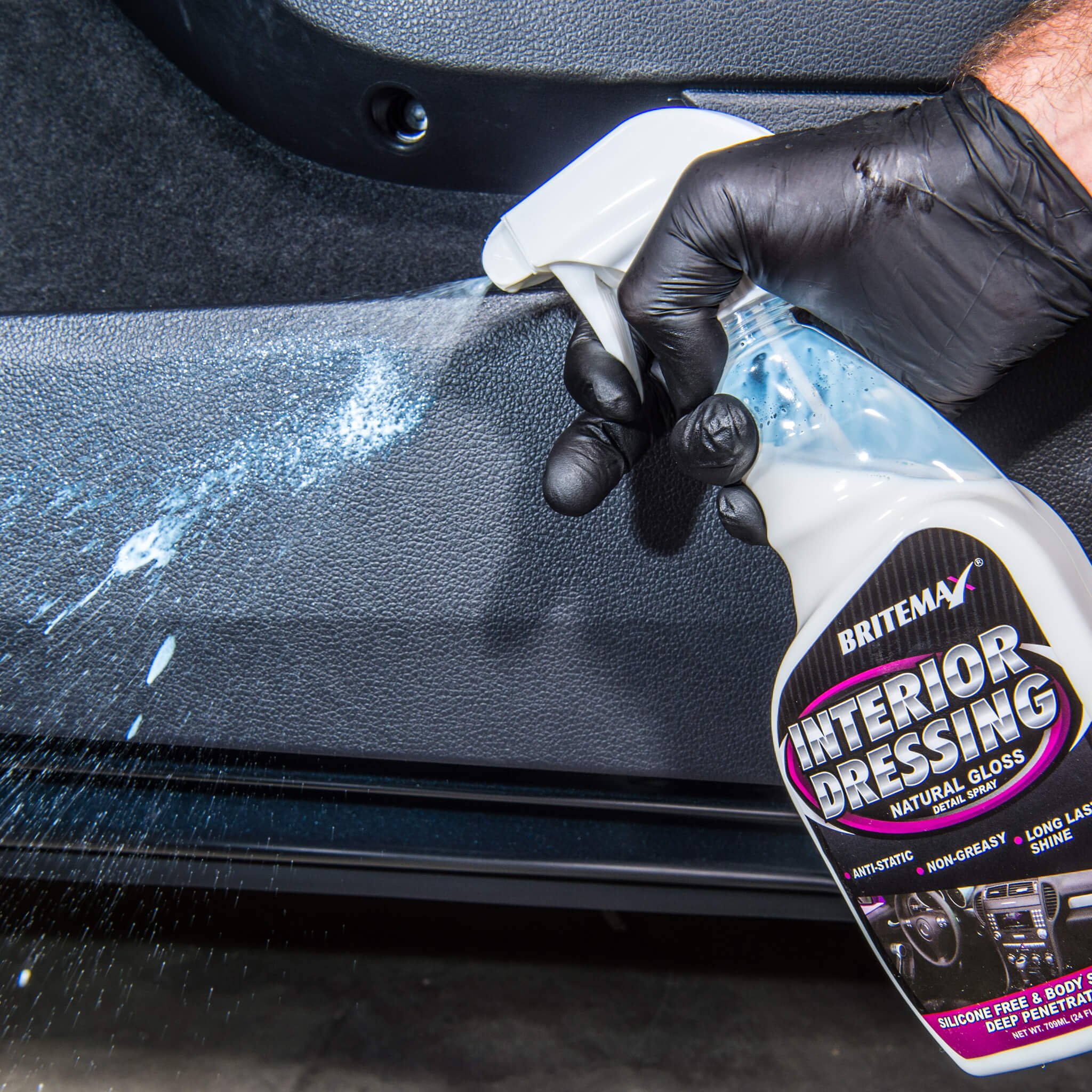 Britemax Interior Dressing Interior Car Detailing Spray