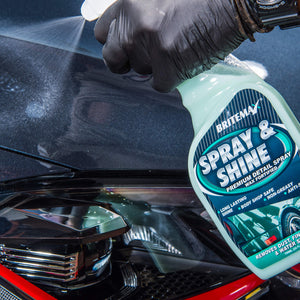 Britemax Spray & Shine Premium QD Detail Spray