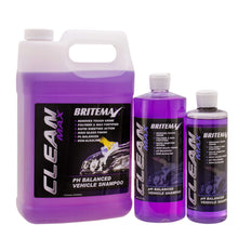 Load image into Gallery viewer, Britemax Clean Max pH Balanced Car Wash Shampoo