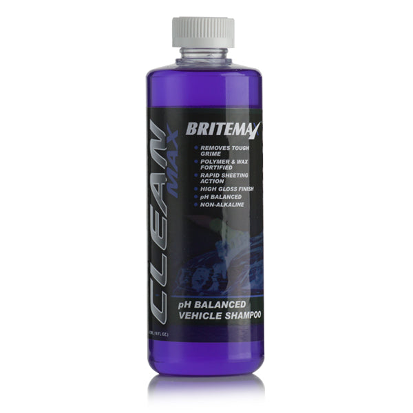 Britemax Clean Max pH Balanced Car Wash Shampoo