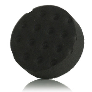 "Lake Country CCS 4"" Spot Foam Buffing Pads Black"