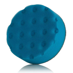 "Lake Country CCS 4"" Spot Foam Buffing Pads Blue"