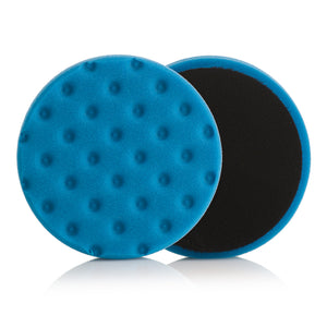 "Lake Country CCS 5.5"" Foam Buffing Pads Blue"