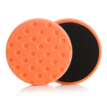 "Load image into Gallery viewer, Lake Country CCS 5.5"" Foam Buffing Pads Orange"