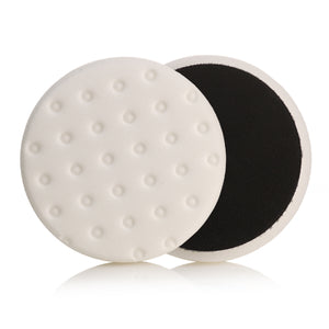 "Lake Country CCS 5.5"" Foam Buffing Pads White"