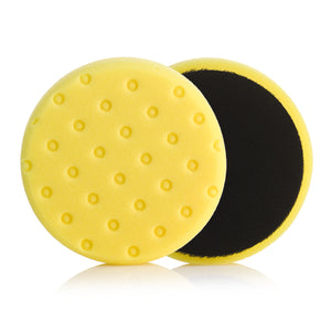 "Lake Country CCS 5.5"" Foam Buffing Pads Yellow"