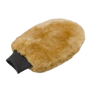 Super Soft Lambskin Car Wash Shampoo Mitt