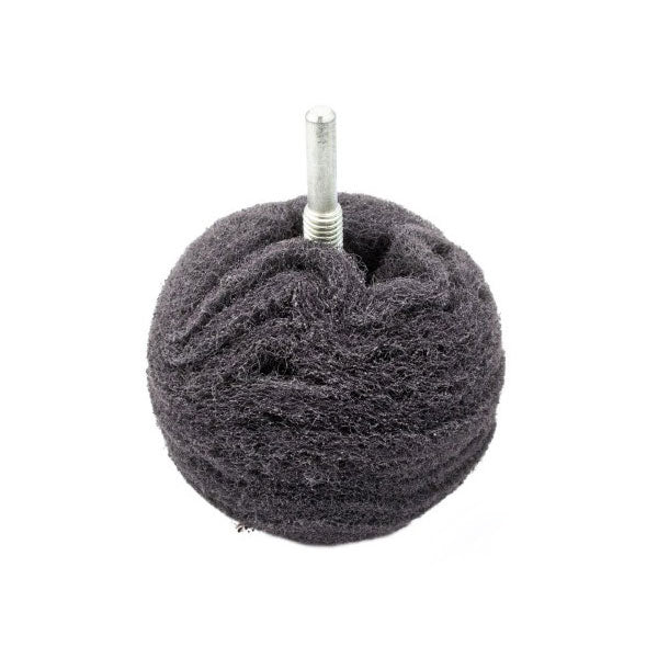 Metal Polishing Scruff Ball Ultra Fine Cut GREY