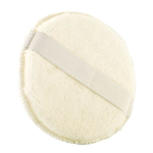 Microfibre White Wax Applicator Detailing Pad