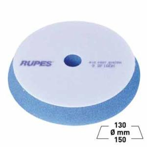 Rupes Bigfoot 150mm 6 Inch Foam Pads Blue