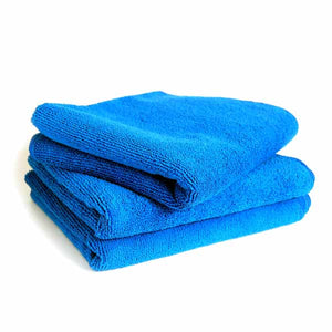 Ultra Plush Microfibre Cloth For Detailing