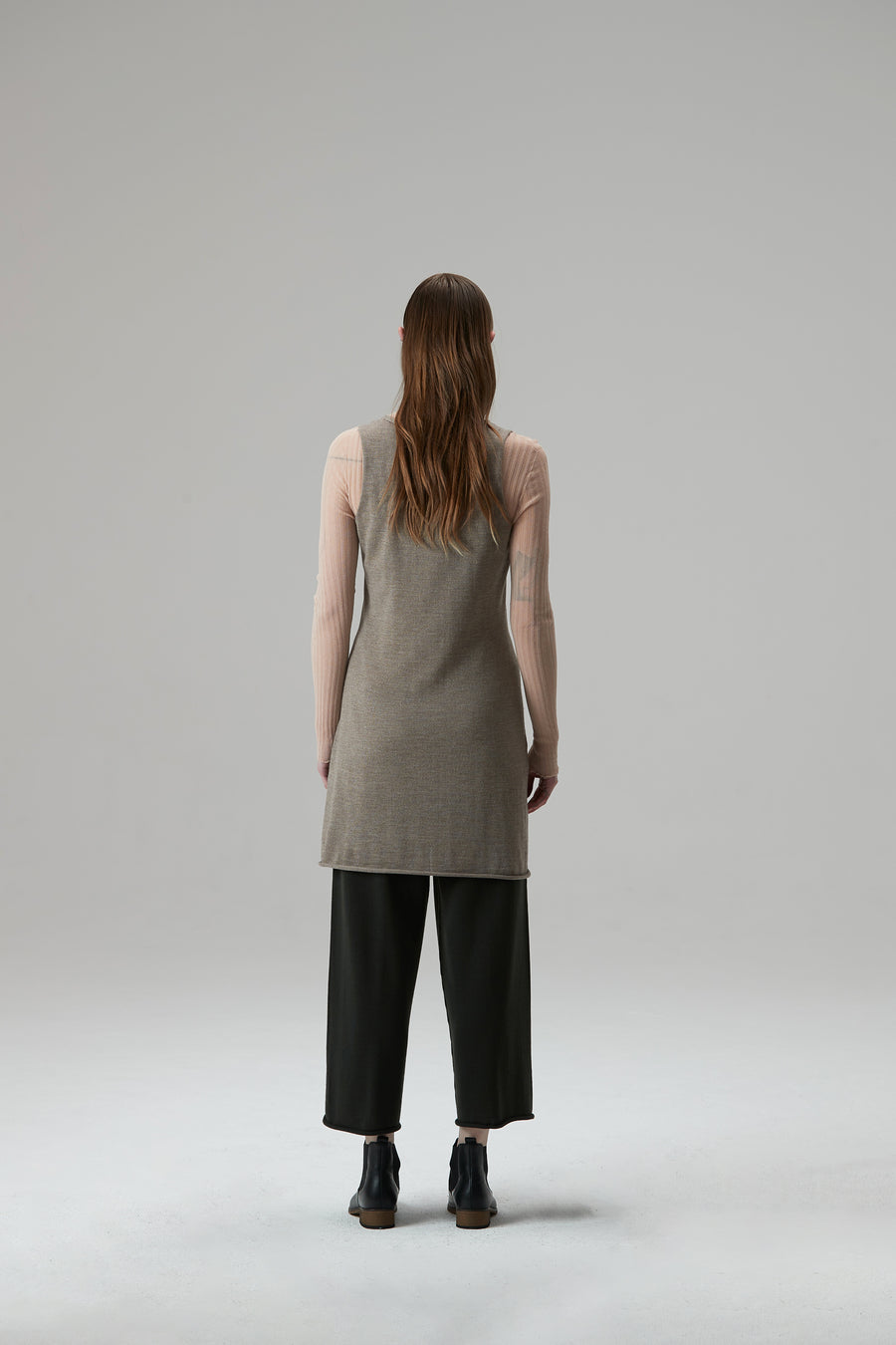Standard Issue - Merino Slip Black