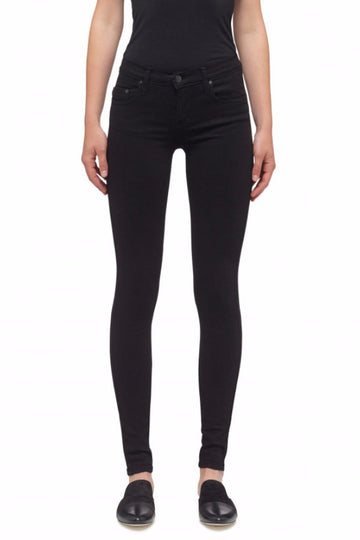 Nobody - Geo Skinny Power Black