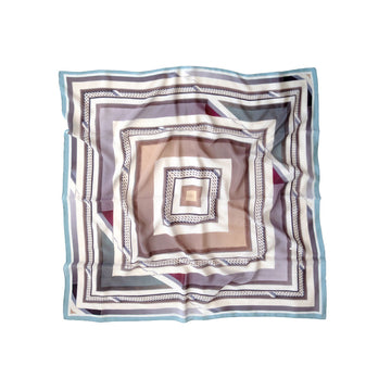 Good & Co - Study Blue Silk Neckerchief