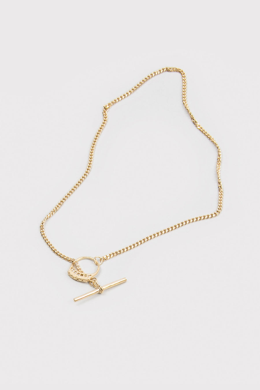 Company Of Strangers - Ring Choker Gold