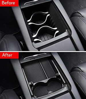 Tesla Model S & X Center Console Storage Organizer Tray