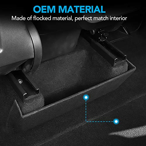 Motrobe Model Y Rear Center Console Storage Organizer Divider Accessories for Tesla Model Y