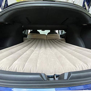 Portable & Inflatable Air Mattress for Tesla Model S, 3, X, and Y