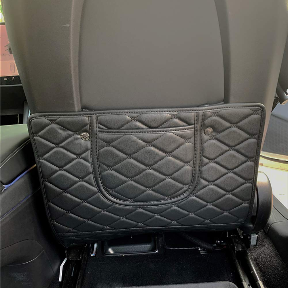 Tesla Model 3 Seatback Child Kick Guards
